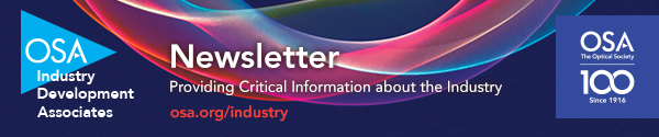 OSA Corporate Member Newsletter